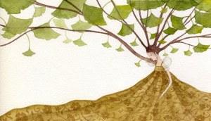 Ilustración de Raquel Cané